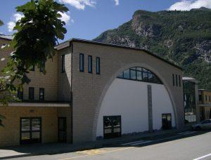 Maison boulodrome Pont-Saint-Martin