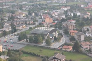 palazzetto delle sport Pont-Saint-Martin