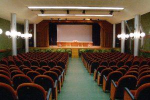 palazzetto delle sport Pont-Saint-Martin auditorium