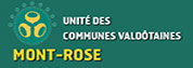 logo Unité des Communes valdôtaines Mont-Rose