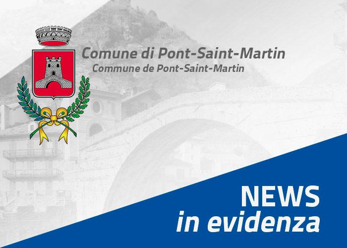 notizie evidenza Pont Saint Martin
