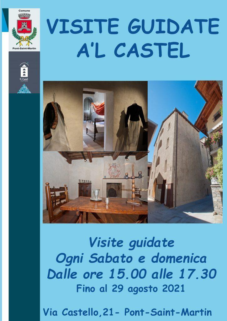 "Locandina ""L Castel"""